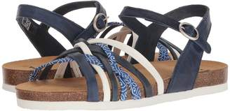 Think! Shik Quarter Strap Sandal - 82596 Women's Shoes