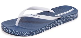 Ipanema Ana Soft Flip Flops $23 thestylecure.com