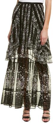 BCBGMAXAZRIA Ziata Maxi Skirt