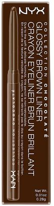 NYX Collection Chocolate - Glossy Brown Liner