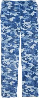 SOVEREIGN ATHLETIC Camo Fleece Pajama Pants
