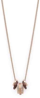 Pilgrim Rose-Gold Necklace
