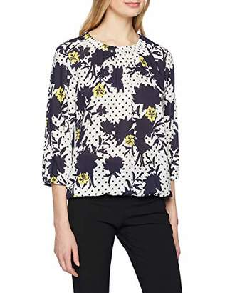 Betty Barclay Women's 6008/1135 Blouse,(Size: 44)