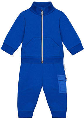 Moncler Two-Piece Matching Outfit Set, Size 6M-3