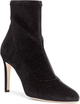 Boots for Women, Booties On Sale, Black, Velvet, 2017, 4.5 6.5 Giuseppe Zanotti