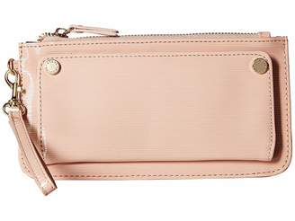 Steve Madden Patent Wristlet Wallet Handbags