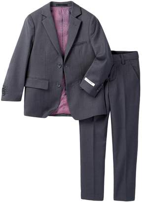 Isaac Mizrahi 2-Piece Suit - Husky Sizes Available (Toddler, Little Boys, & Big Boys)