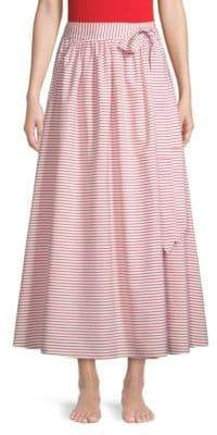 Mara Hoffman Katrine Cotton Skirt Coverup