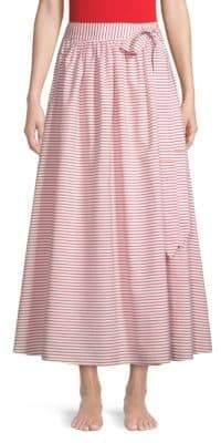 Mara Hoffman Katrine Cotton Skirt Coverup