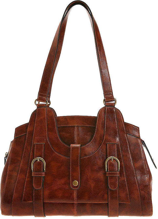 Saddlery Buckle Bag