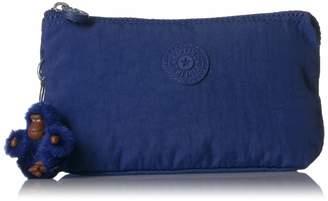 Kipling Creativity Large Pouch Multi Compartment Zip Closure