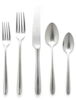 Couzon Fusain/Avignon Silverplated 5-Piece Place Setting
