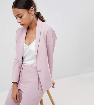 Asos DESIGN Petite tailored forever blazer