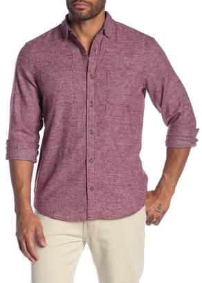 WALLIN & BROS Grindle Flannel Shirt