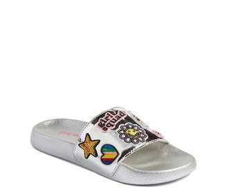 Steve Madden Grlsquad Slide Sandal (Little Kid & Big Kid)