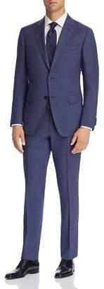 Ermenegildo Zegna Micro-Houndstooth Wool Slim Fit Suit