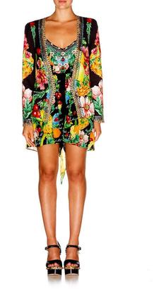 Camilla Tie Back Jacket $470 thestylecure.com