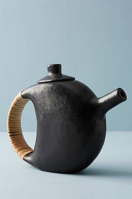 Anthropologie Serpentinite Teapot