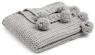 Marks and Spencer Chunky Pom Pom Throw