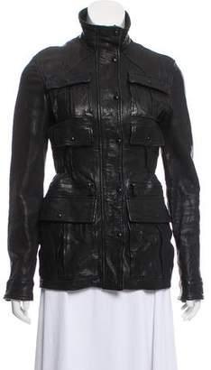 Chanel Sport Leather Jacket
