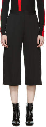 Neil Barrett Black Slouch Trousers