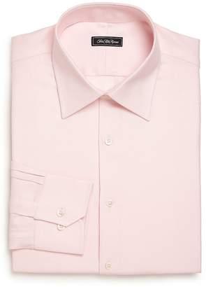 Saks Fifth Avenue Collection Men's Regular-Fit Patterned Dress Shirt