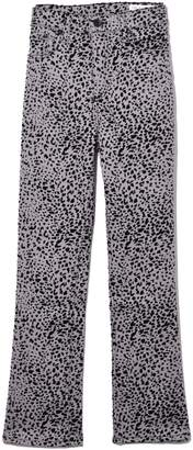 Rag & Bone Hana Pant in Grey Cheetah