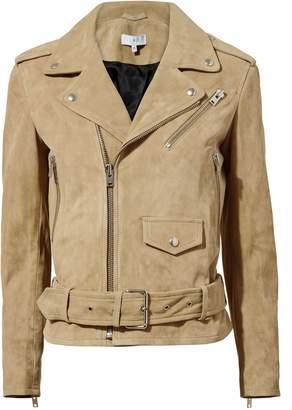 IRO Guape Moto Suede Jacket