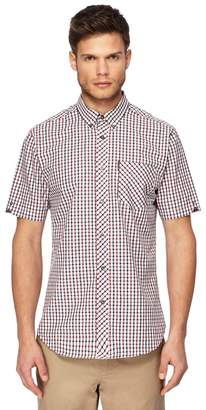 Ben Sherman Multi-Coloured Checked Shirt