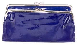Anya Hindmarch Patent Leather Luce Clutch