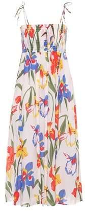 Tory Burch Convertible Iris cotton dress