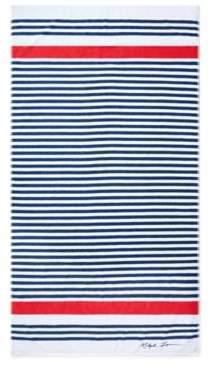 Healy Striped Beach Towel