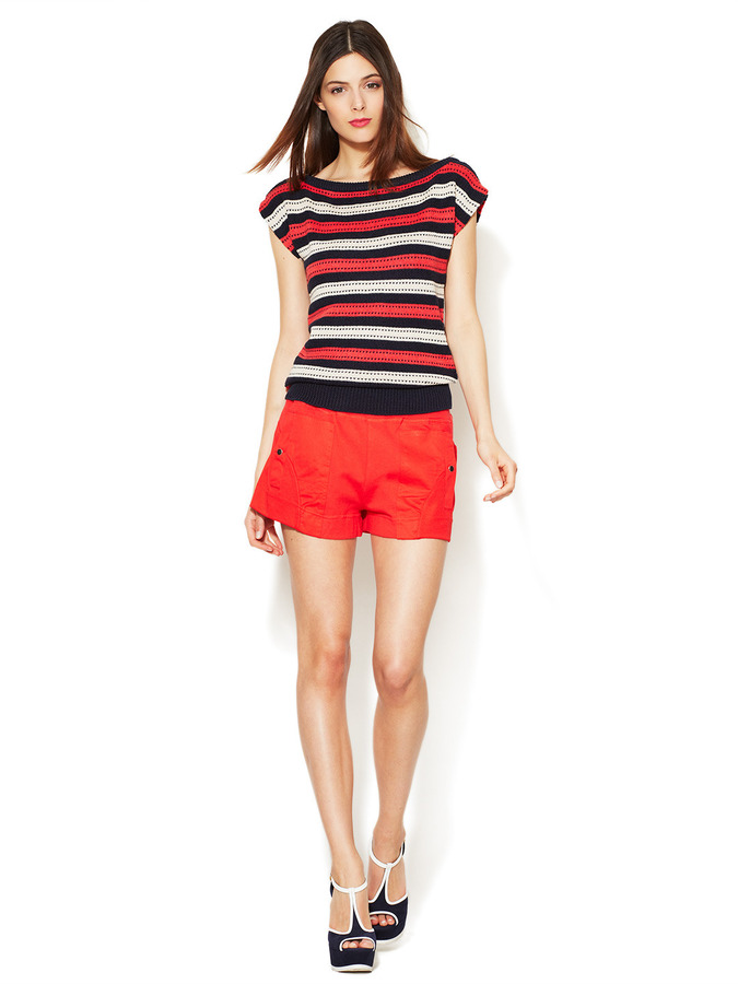 Marc by Marc Jacobs Rohe Knit Combo Short