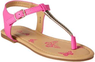 Josmo Girls' Fuchsia Sandal