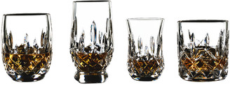 Waterford Crystal Lismore Mixed Tumblers, 4-Piece Set