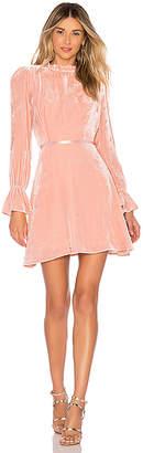 Donna Mizani Stardust Mini Dress