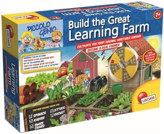 Your Own Lisciani Piccolo Genio Build Farm Game