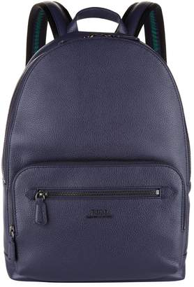 Polo Ralph Lauren Leather Logo Backpack