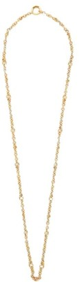 Spinelli Kilcollin Gravity 18kt Gold & Silver Chain Necklace - Womens - Gold