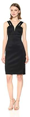 GUESS Women's Scuba Dress