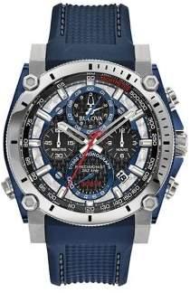 Bulova Precisionist Champlain Chronograph Watch