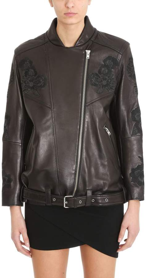 Orosa Black Leather