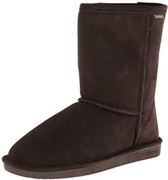 BearPaw Women's Emma Short Boots Brown Size: 5
