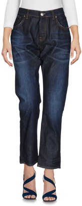 Aglini Denim pants - Item 42594001IE