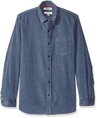 Goodthreads Men's Standard-Fit Long-Sleeve Corduroy Shirt