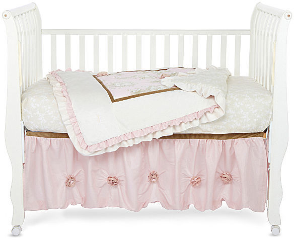 JCPenney Cotton Tale Lollipops & Roses 3-pc. Baby Bedding