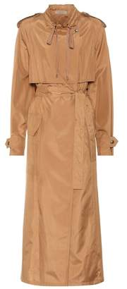 Bottega Veneta Silk-blend coat