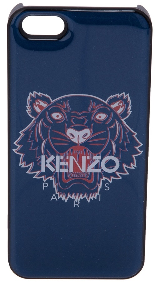Kenzo 'Tigers Face' iPhone 5 case