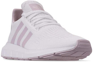 adidas Women Swift Run Casual Sneakers from Finish Line