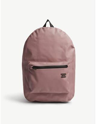 Herschel Rose Pink Studio Settlement Tarpaulin Backpack